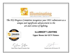 2021 Progress Certificate_ILLUMISOFT_LIGHTING